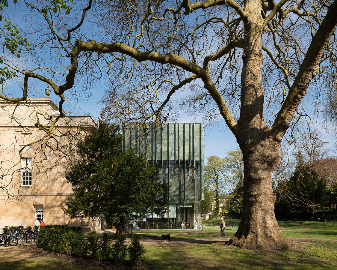 Holburne Museum, Bath, Eric Parry Architects