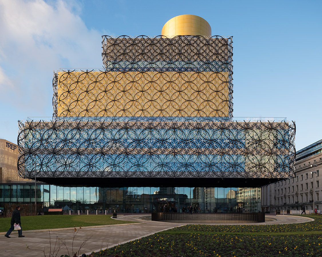 Library of Birmingham, Mecanoo
