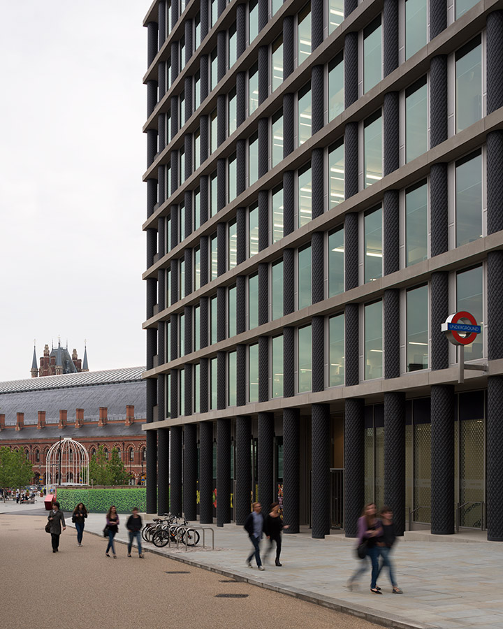 One Pancras Square, Kings Cross, David Chipperfield Architects