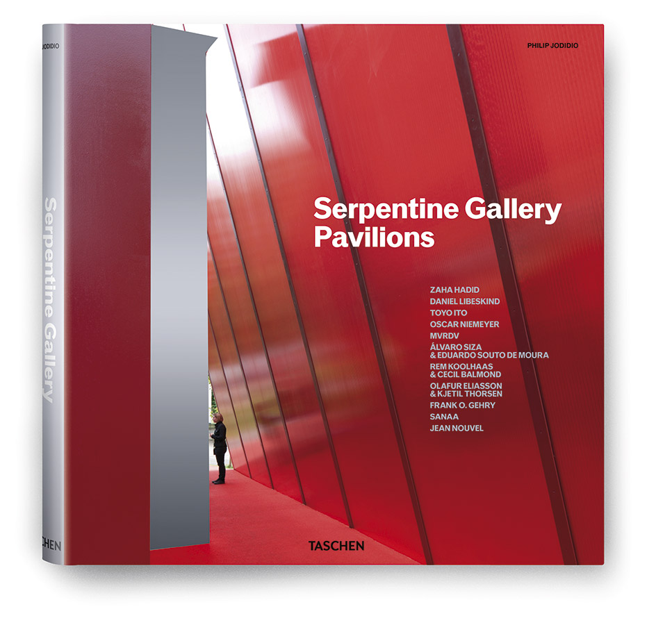 Serpentine Gallery Pavilions Book Cover June 2011