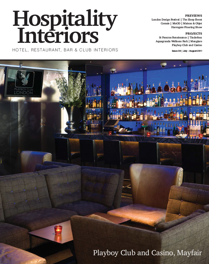 Hospitality Interiors July/August 2011