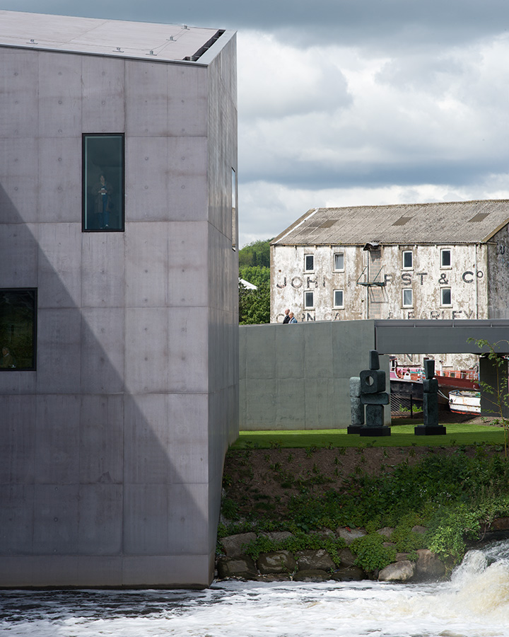 Hepworth Wakefield, David Chipperfield Architects