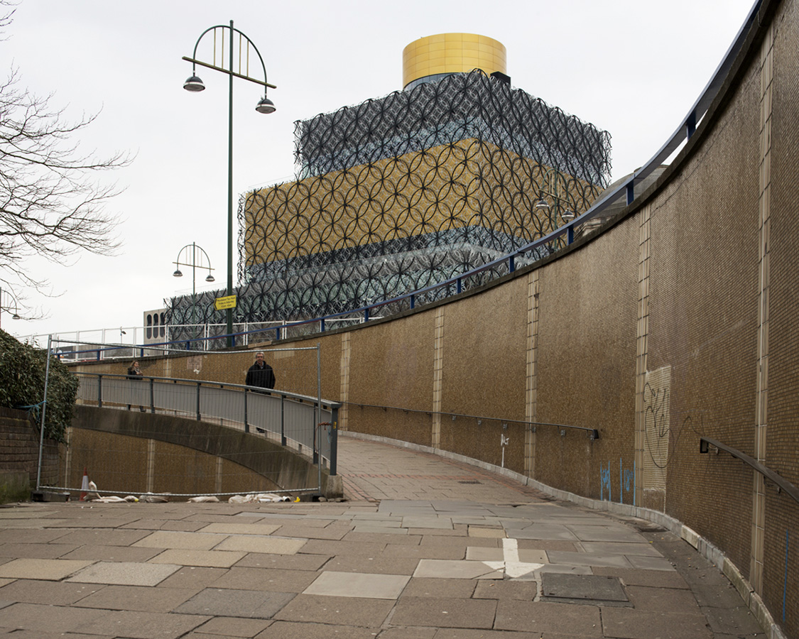 The Library of Birmingham, Mecanoo