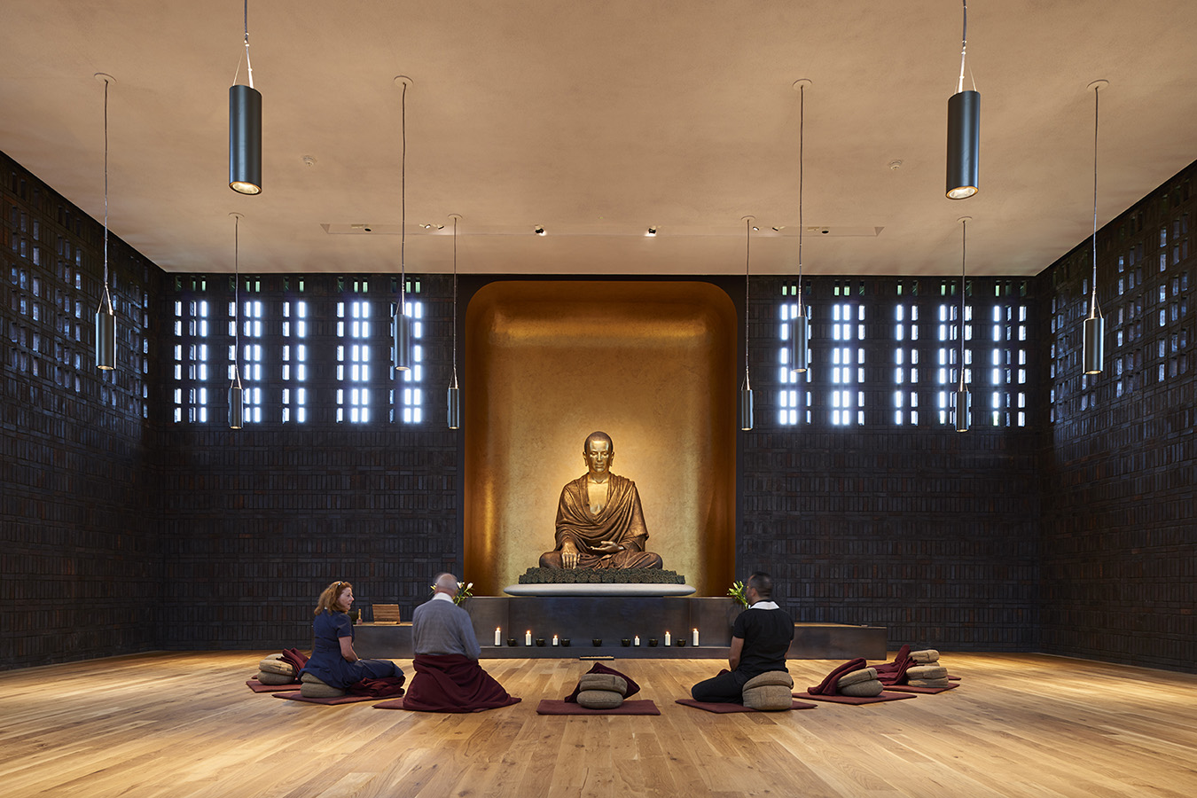Vajrasana Retreat Centre, Suffolk, Speirs+Major/Walters & Cohen