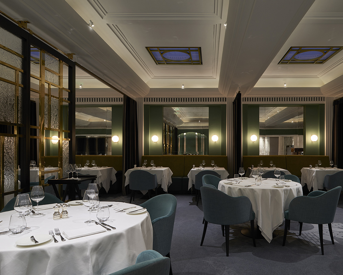 The Lansdowne Club, Jestico+Whiles/Studio FRACTAL