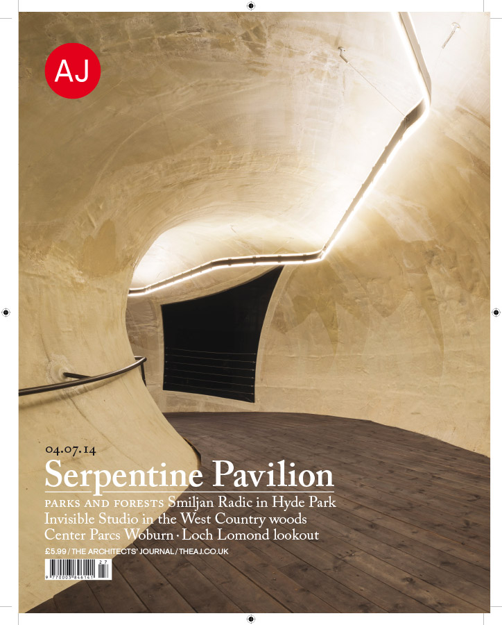 Architects Journal July 2014