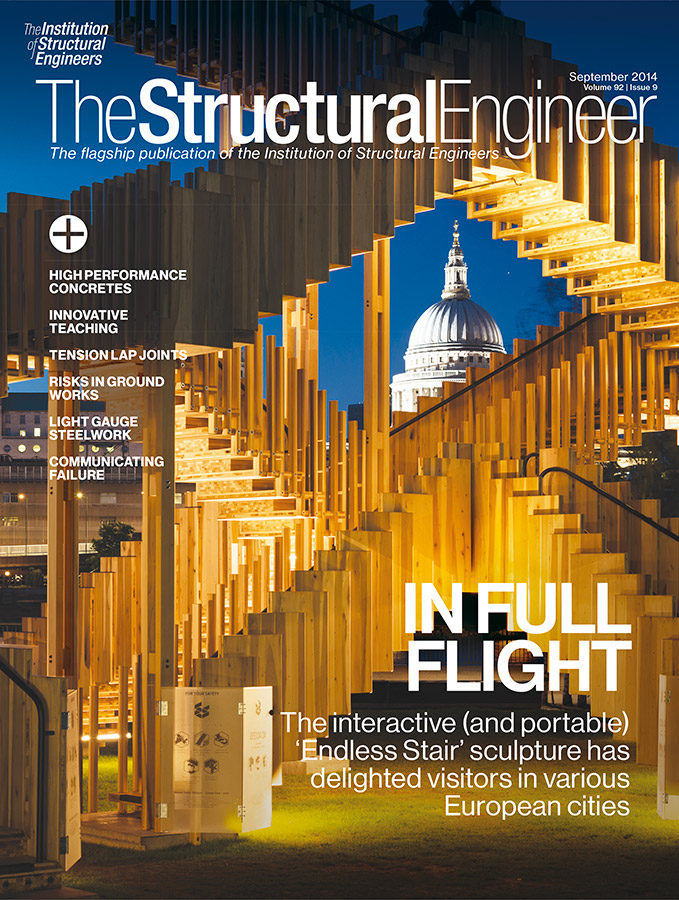 The Structural Engineer, September 2014